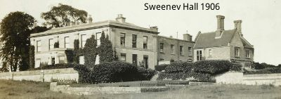 Sweeney Hall in 1906